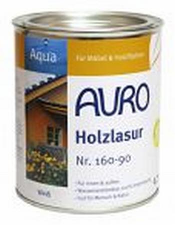 Houtbeits Auro 160  10 liter emmer