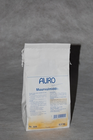 Muurvulmiddel auro 329 per zak 3 kg  per stuk