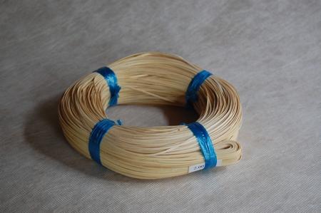 Stoelmatters vlechtband 3 mm  250 gram