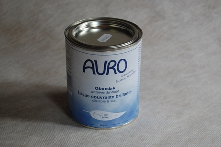 Glanslak Donkere kleur auro 250 aqua  0,375 ltr