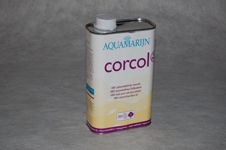 Corcol oplosmiddelvrije blanke vloerolie  1 liter
