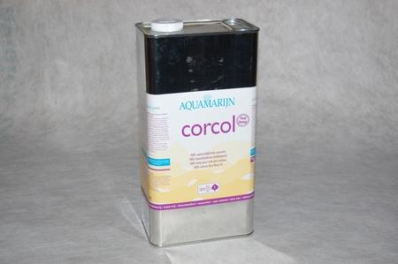 Corcol Oplosmiddelvrije blanke vloerolie  20 liter emmer