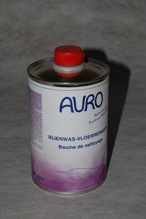 Bijenwas-vloerreiniger  Auro 421  1 liter