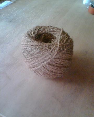 Kokostouw  ±8mm van  ± 2 kg  per stuk