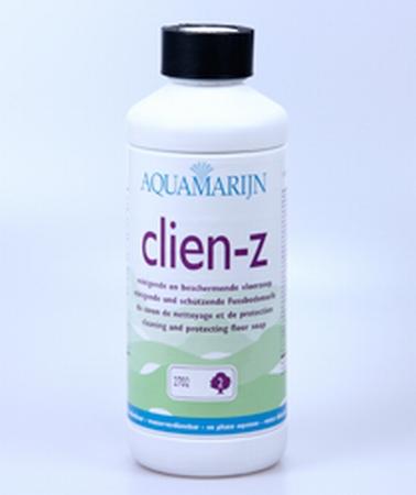 Clien - Z  vloerzeep - Wit  1 liter