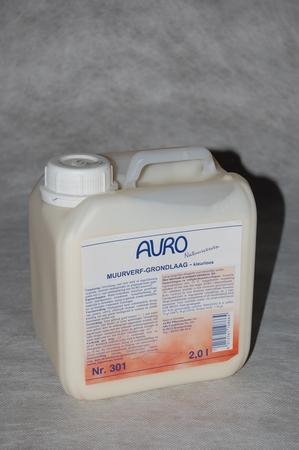 Auro 301 muurverfvoorstrijk  2 ltr can