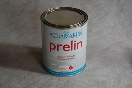 Aqualin Prelin WV kleur Wit in 1 ltr pot