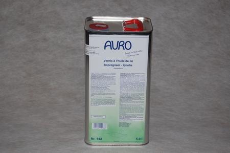 Impregneer-Lijnolie auro 143  5 liter