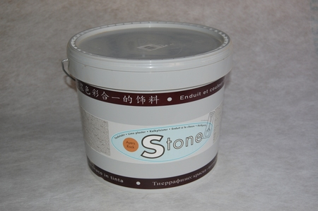 Tierrafino Stone in emmer 12,5 kg  per emmer