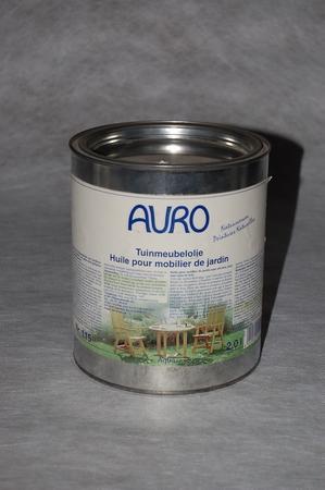 Tuinmeubel olie Auro 115  2,5 liter