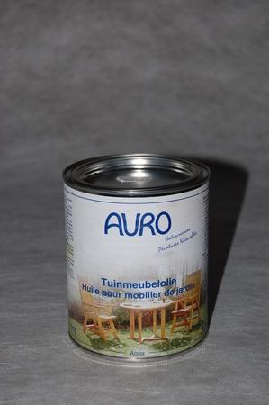 Tuinmeubel olie Auro 115  0,75 ltr