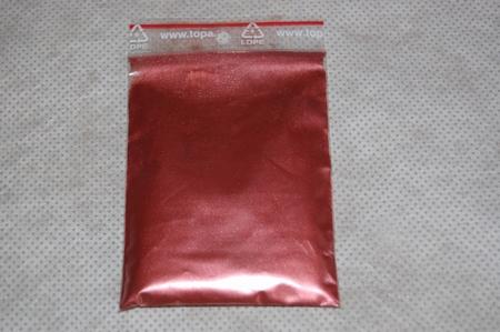 Vissengoud rood  5 gram!
