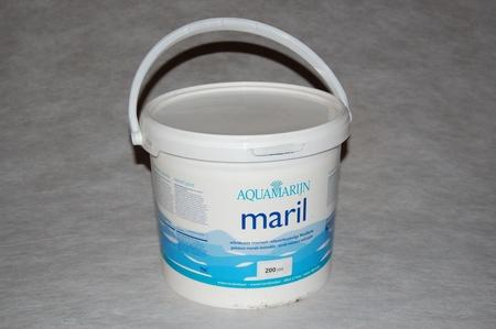 Maril WV binnenmuurverf schrobvast Wit 200  5 liter