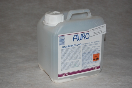 Auro 401 Naaldhoutloog  2 ltr can