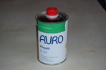 Auro 106 Pflegeöl - Onderhoudsolie aqua in 1 ltr blik per stuk