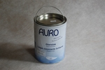 Glanslak Donkere kleur auro 250 aqua 2,5 liter