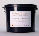 Lime putty emmer natte kalk luchtdrogend   Organische kleur 20 liter emmer