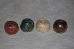 Jute Garen gekleurd getwist 50 gram       1700/1 per stuk