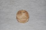 Jute garen naturel getwist en getwijnt 50 gram,   500/3 per stuk